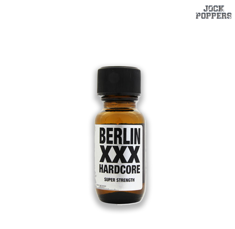 BERLIN XXX HARDCORE AROMA – 25ML SUPER STRENGTH