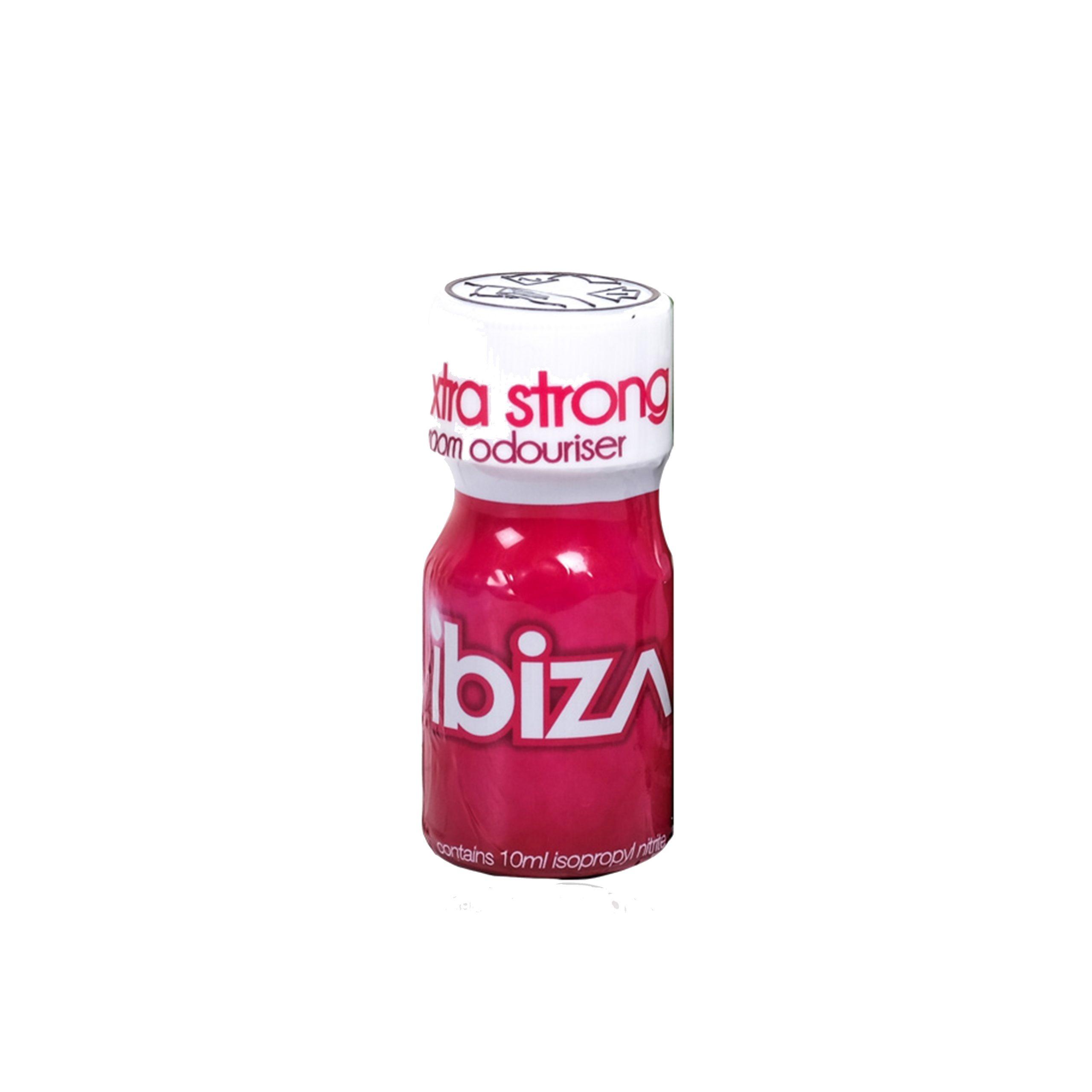 Ibiza Room Odouriser 10ML Bottle – Isopropyl Nitrite